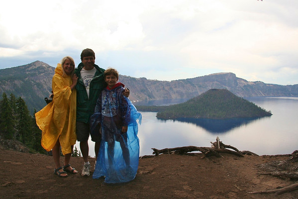 Crater Lake Family