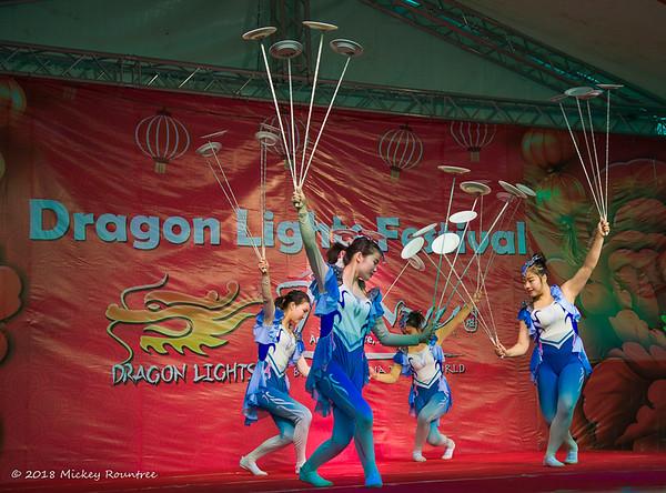 April Dragon Lights