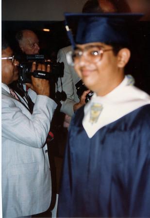 Rajeev Prep Graduation