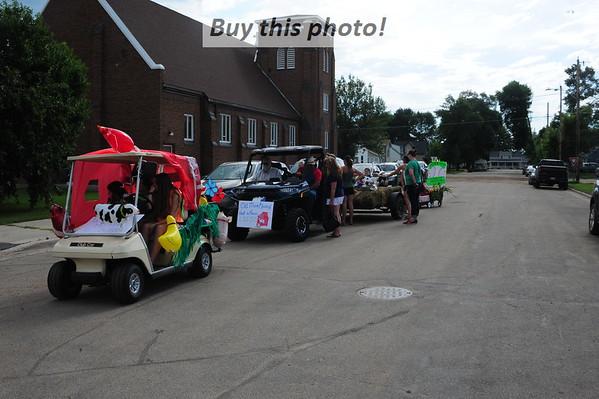 BVD Kiddie Parade 7-13