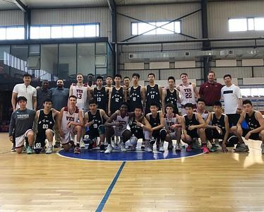Chinese Basketball Tournament 2019