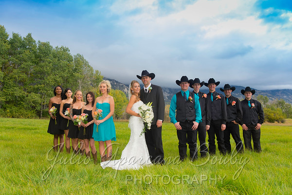 Jeremy and Shanna Wedding