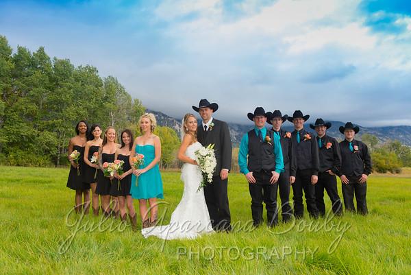 Jeremy and Shanna Wedding