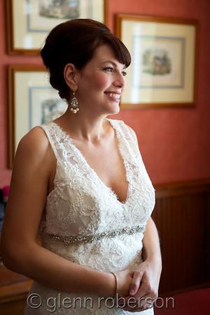Bride Preparations and Details