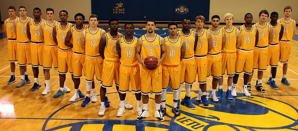 Men's Basketball 2015-16
