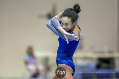 1-27-16 Minneapolis Gymnastics Meet at North Star