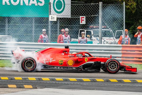 F1, 2018, Italian GP, Race