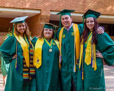 2016 George Mason University Graduation