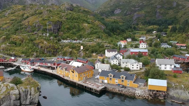 9-1-17241780lofoten Nusfjord Fishing Village.MP4