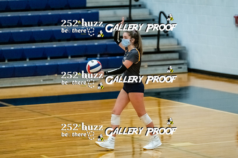 DH Conley vs JH Rose JV volleyball, November 23, 2020