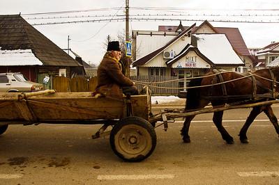 On Romanian Roads