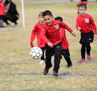 Youth Soccer 1/9/21