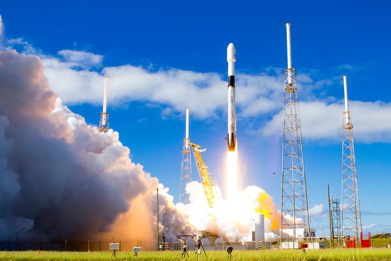 SpaceX Begins Building Starlink