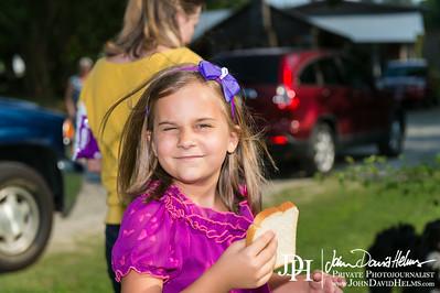 2014 06 20 Shana Birthday Dinner at Farmhouse