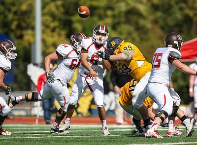 St. Lawrence Saints v. University of Rochester Yellowjackets 10-3-14