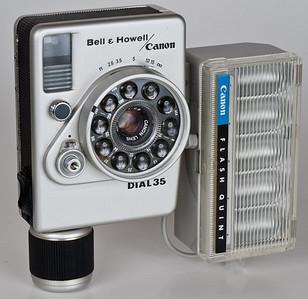 Canon Dial 35 - 1963
