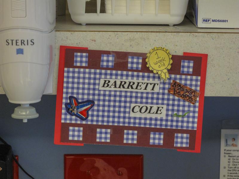 Barrett Cole