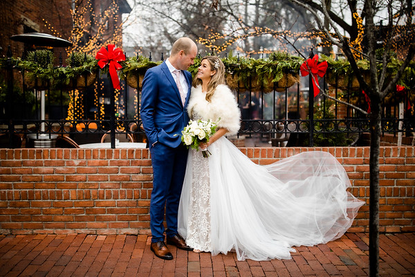 Liz + Brian: Wedding