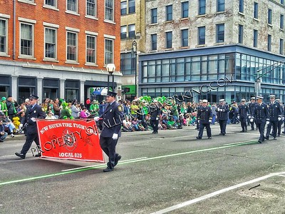 2016 New Haven St. Patty's Day Parade