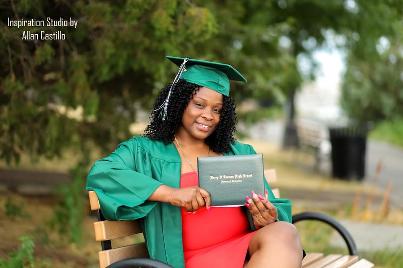 Arlin Martine's Graduation Photos