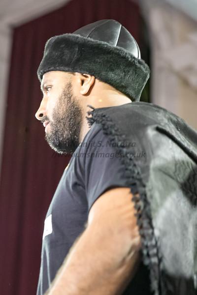 Kash Ali vs Phil Williams