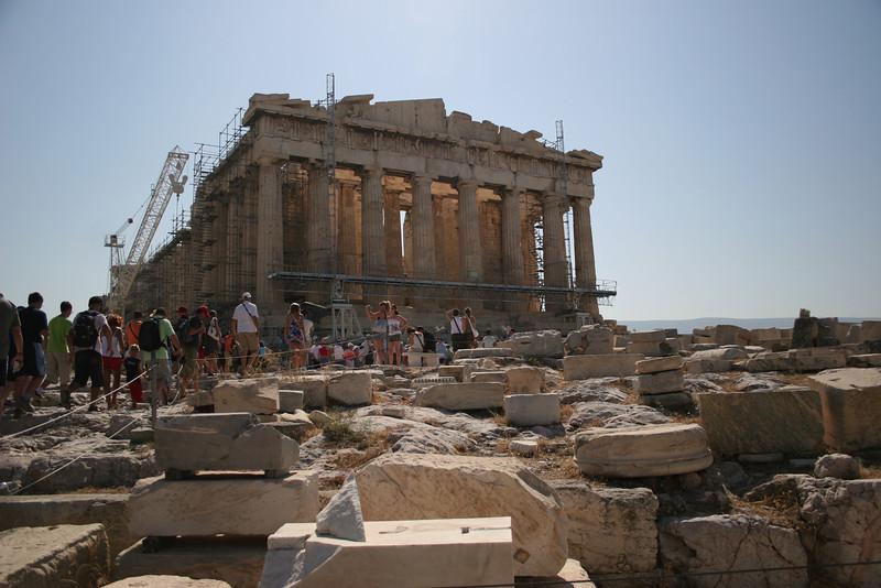 Athens, Greece: Parthenon at the Acropolis