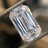 3.04ct Emerald Cut Diamond, GIA F VS1 12