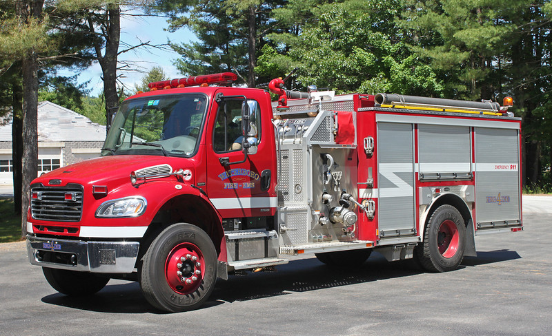 Engine 4 2006 Freightliner / E-One 1250 / 1000