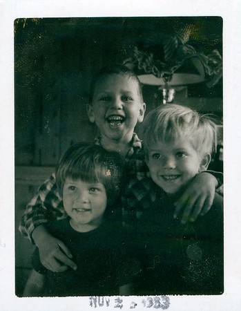 Lingscheit Family Polaroids