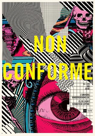 NON CONFORME _ Affiches