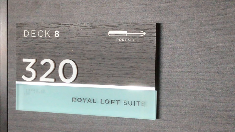 1st video of our Royal Suite.