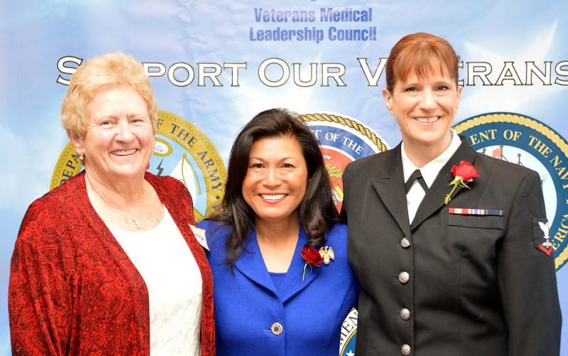 Wendy Lea, Dr. Mariano & Tracy Lea