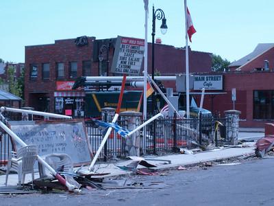 Tornado - June 1, 2011 - Springfield, MA