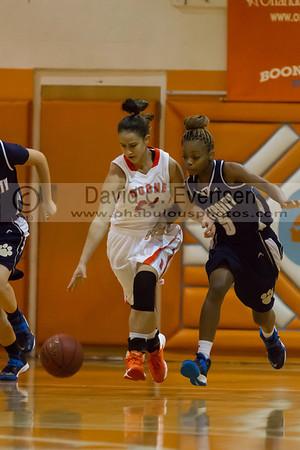 Boone Girls Varsity Basketball #24 - 2013