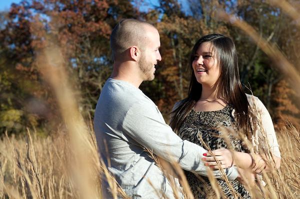 Max and Morgan Engagement 110913