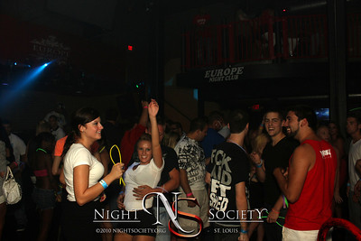 F.Y.I.F. Glow Party Part 2 at Europe 08-19-2011