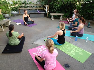 Rainforest Yoga