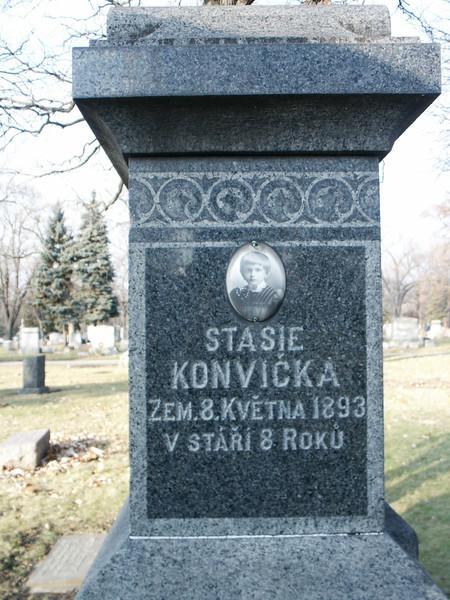 Stasie Konvicka