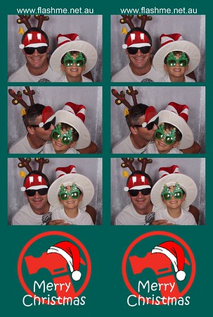 Bunnings Chatswood Christmas Workshop - 12 December 2015