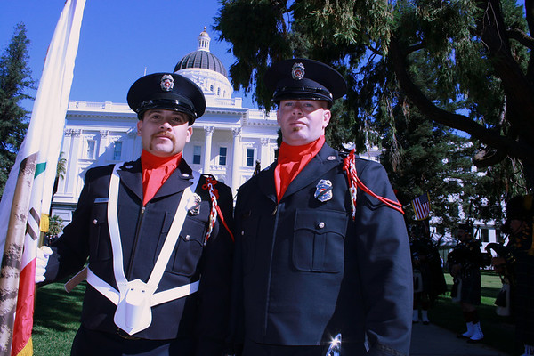 Ca Firefighter Memorial Sept. 2007