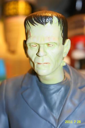 Jimmy Flintstone Frankenstein