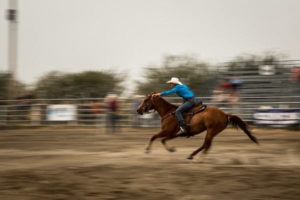 Vulcan Rodeo in Canada