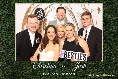 20210227 Christina & Josh