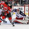NHL Hockey  2017:  Columbus Blue Jackets vs New Jersey Devils MAR 5