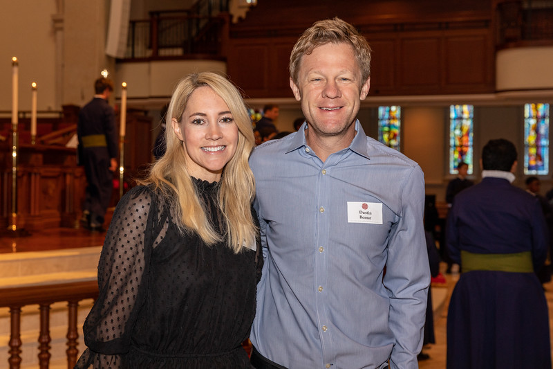 Lisa & Dustin Bomar