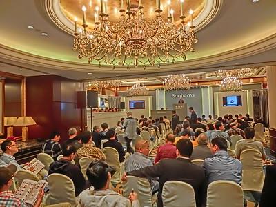 HK auction house