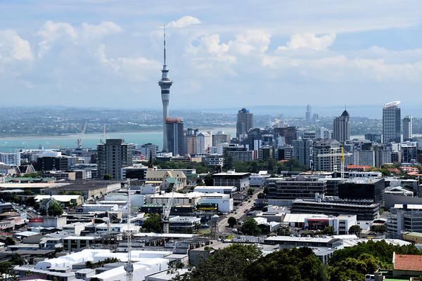 Auckland - Mount Eden (January 2018)