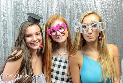 Erin's Graduation Party