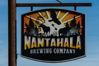 Nantahala Brewery - NC