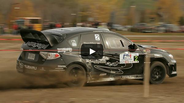 Ztélé - Ztele.com Rally de Charlevoix 2013 Part 1